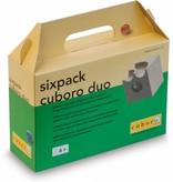Cuboro Cuboro aanvulset Sixpack Duo
