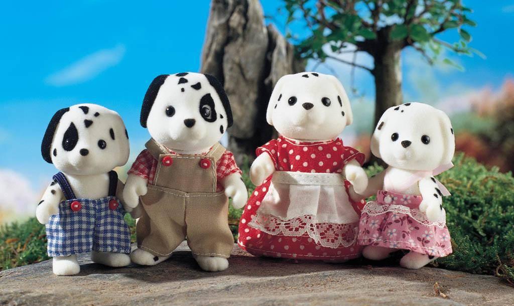 Sylvanian Families Sylvanian Families - Dalmatiërs Familie