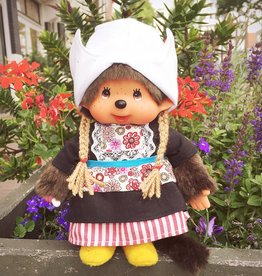 Monchichi Monchhichi meisje Holland