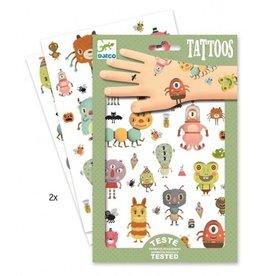 Djeco Djeco Tatoeages - Monsters