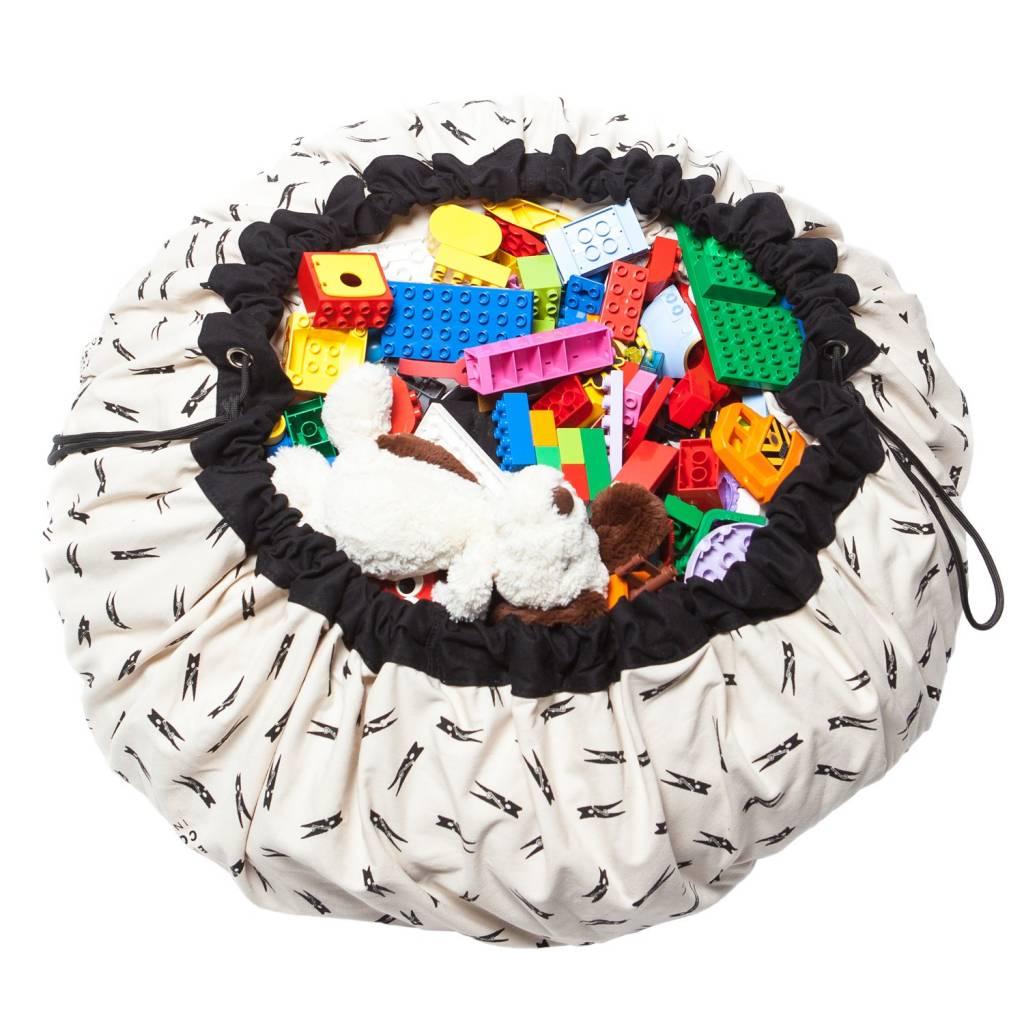 Play & Go Play & go Speelmat en Opbergzak - Laundry