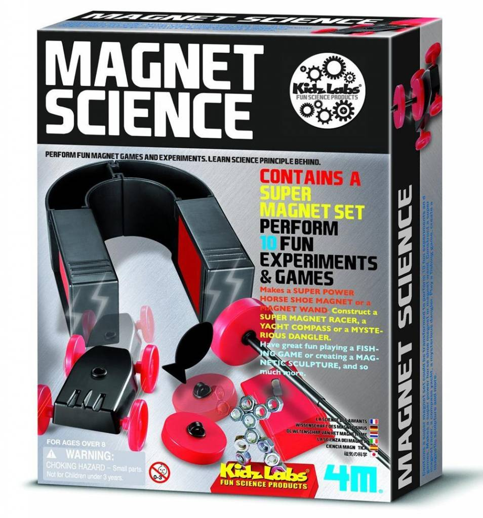 4M 4m Magnet Science