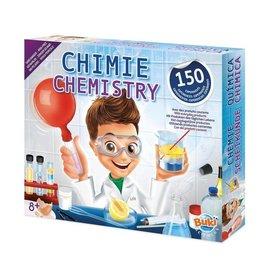 Buki Chemie/Scheikunde doos | 150 experimenten