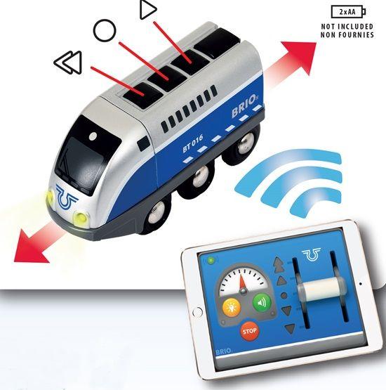 Brio Brio App-Bestuurbare trein