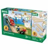 Brio Brio Starter Set + Track Pack