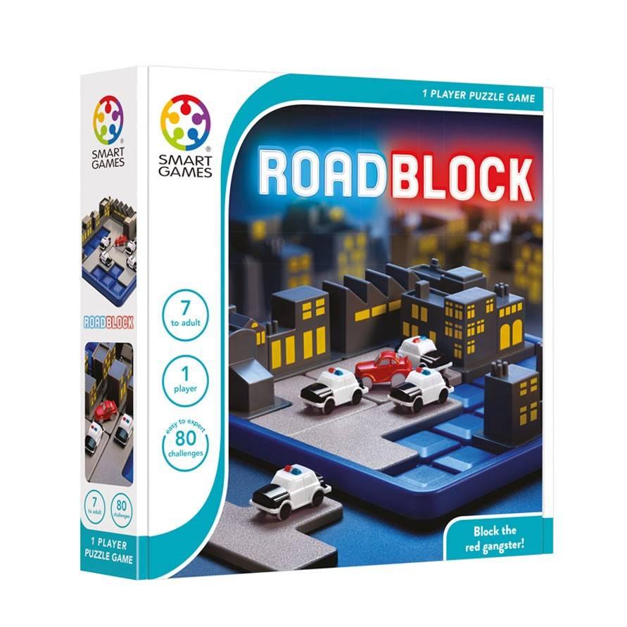 Smart Games Smart Games Road Block