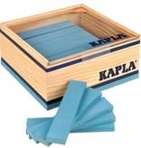 Kapla speelgoed Kapla Lichtblauw (40 stuks)