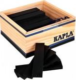 Kapla speelgoed Kapla Zwart (40 stuks)