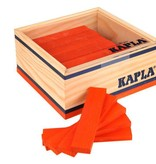 Kapla speelgoed Kapla Oranje (40 stuks)