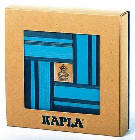 Kapla speelgoed Kapla kleur + boek