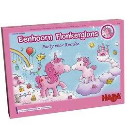 HABA Haba Eenhoorn Flonkerglans (bordspel)