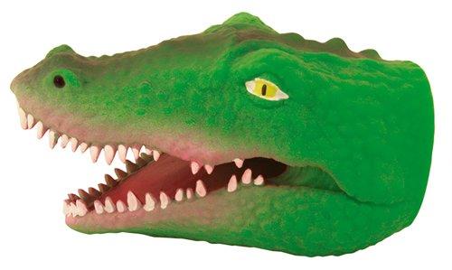 Flexibele handpop Krokodil