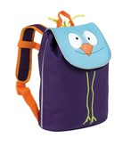 Laessig Rugzak 'Mini Duffle Backpack, Wildlife Birdie'