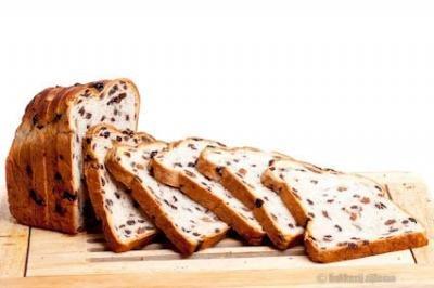 Krentebrood half