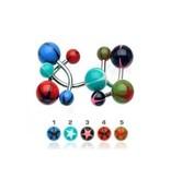 Günstiges Bauchnabelpiercing - 5 Modelle