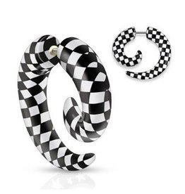 Fake Spirale Karo