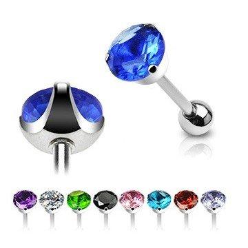 Zungen Piercing - 9 Farben