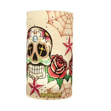 Tattoo Candlecover Oldschool