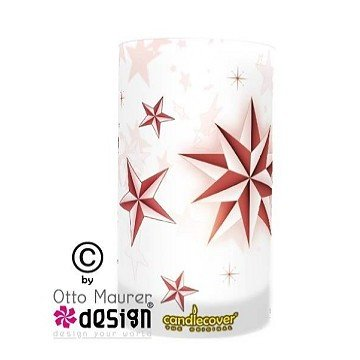 Tattoo Candlecover Sterne