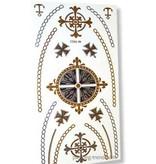 Unechte Tattoos Halsketten