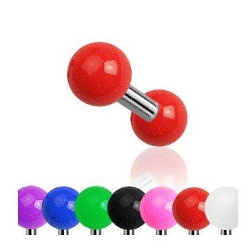 Barbell für Ohr - 7 Farben