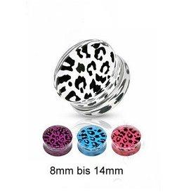 Leoparden Plug