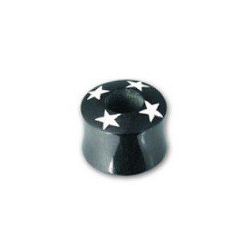 Horn & Bone Plug mit Sterne