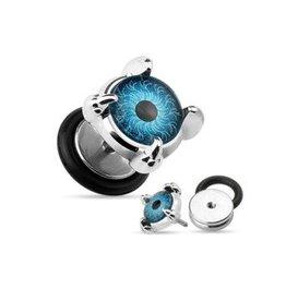 Fakepiercing Auge