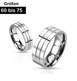 Edelstahl Ring für 60-72 mm