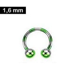 Hufeisenring 1,6 mm