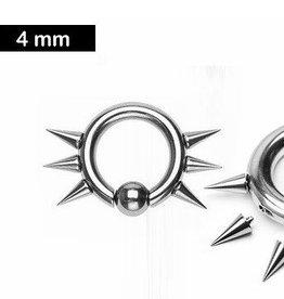 4,0 x 14 mm BCR Ring mit Spitzen