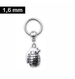Ball Closure Ring 1,6 mm