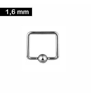 1,6 mm BCR Ring - sehr ausgefallen