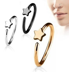Piercing Ring Nase - Continuous Ring