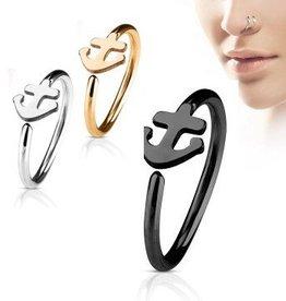 Piercing Ring Nase Anker