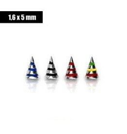 Piercingkegel 1,6 mm