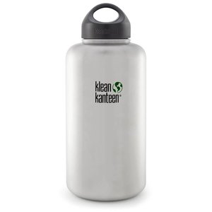 Klean Kanteen Wide 64oz - Brushed Stainless