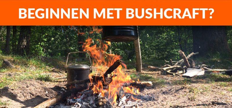 Beginnen met Bushcraft: uitrusting ( deel 2)