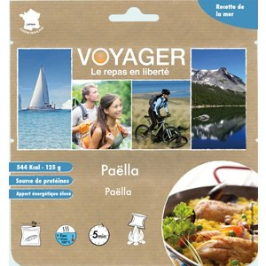 Voyager Paella