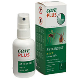 Care Plus Anti Insect - Deet 50% Spray - 60ml
