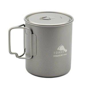 Toaks Titanium 750ml Pan