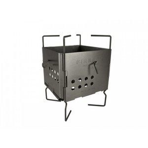 """Firebox Folding Firebox 3"""" Stainless Steel Nano Stove"""
