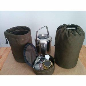 Firebox 16 Cm Zebra Pot Bag Cordura