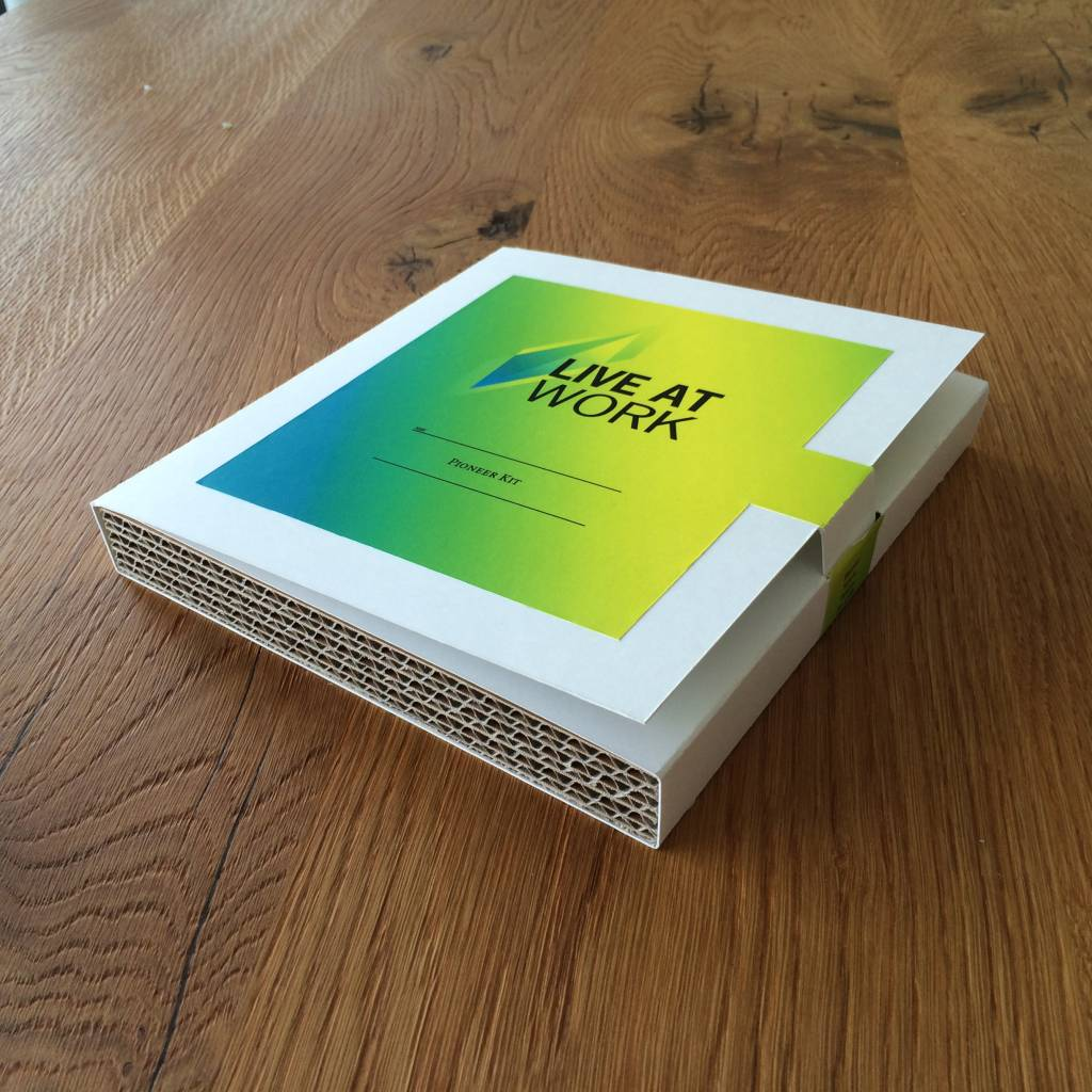 DEXit Pioneer Kit - 6 DEXit-Blöcke / 1 Stift und los geht's!