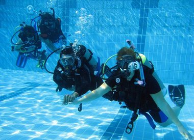 CURSUSDATA beginnende duikers