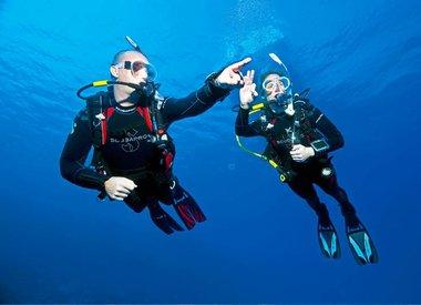 CURSUSDATA gevorderde duikers