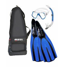 Mares Snorkelset X-Vision Tre Pro Mares