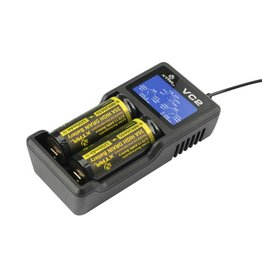 Xtar XTAR VC2 Universal charger and tester