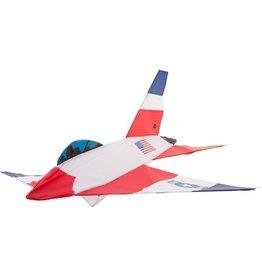 HQ HQ F16 Jet 3D, 2-lijns vlieger