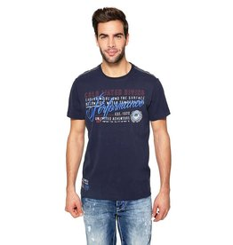 SSI SSI T-Shirt Men Cold Water diving Navy